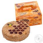 Tort Franzeluța Medovik cu vișine 1kg