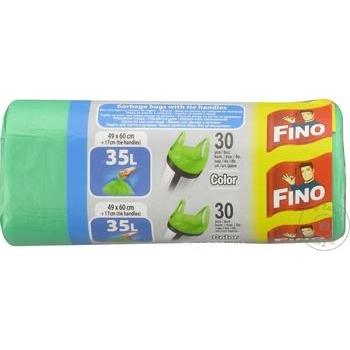 Saci menaj Fino cu maner 30x35l - cumpărați, prețuri pentru Metro - foto 3