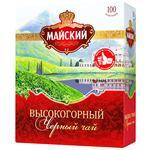 Ceai negru Maiskii 100pl x 2g