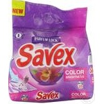 Стиральный порошок 2in1 Savex Color 2кг