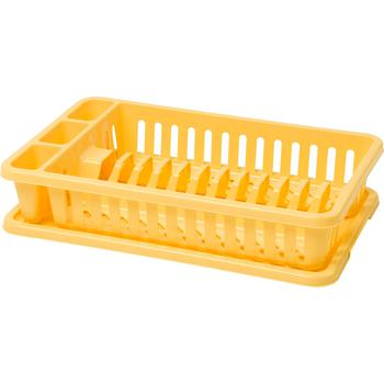 Сушилка для посуды Curver 26х42х88см - купить, цены на Метро - фото 2
