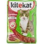 Hrana pentru pisici Kitekat vita 85g