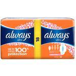 Absorbante Always Duo Ultra Fresh 18buc