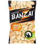 Семена тыквенные Banzai жареные соленый 80г