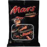Шоколадные батончики Mars Minis 180г