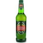 Безалкогольное пиво Stella Artois стекло 0,5л