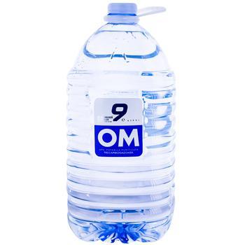 Apa potabila necarbogazoasa OM PET 9l - cumpărați, prețuri pentru Metro - foto 1