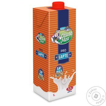Lapte UHT Casuta Mea 3,2% 1l - cumpărați, prețuri pentru Metro - foto 1