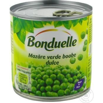 Mazare verde Bonduelle 425g - cumpărați, prețuri pentru Metro - foto 2