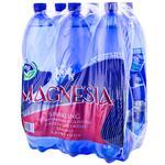 Минеральная газированная вода Magnesia 6 штук х 1,5л
