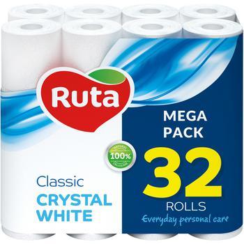 Hirtie igienica Ruta 2 straturi 32 role - cumpărați, prețuri pentru Metro - foto 1