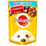 Hrana pentru caini Pedigree junior vita 85g